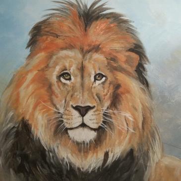 Stap voor stap: Leeuw