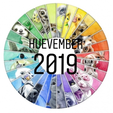 Huevember 2019 🌈